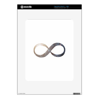 Infinity Symbol Skins For The iPad