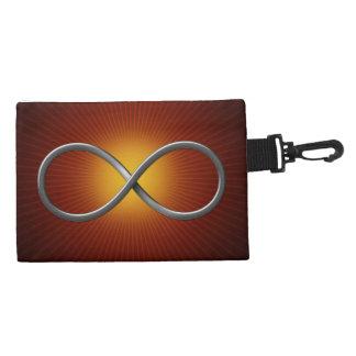 Infinity Symbol Wristlet