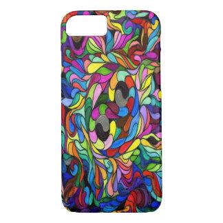 Infinity Yin Yang Chaos iPhone 8/7 Case