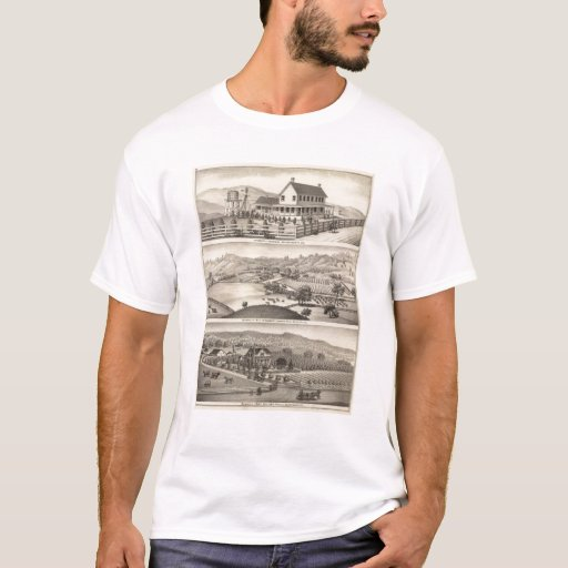 Infirmary, residences T-Shirt