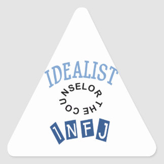 INFJ Idealist Personality Stickers