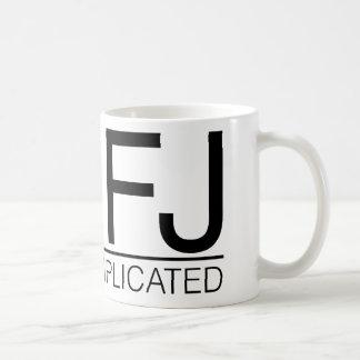 INFJ Life is complicated Mug
