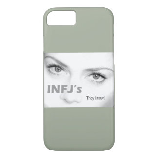 INFJ MEME4 iPhone 7 CASE
