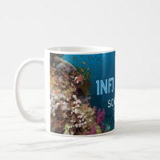 """INFJ """"So deep"""" Mug"""