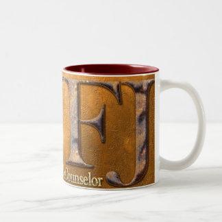 INFJmug Two-Tone Coffee Mug