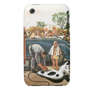 Inflación del juguete de la playa funda bareyly there para iPhone 3 de Case-Mate