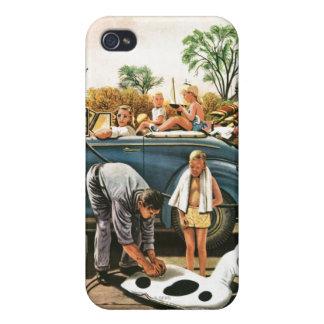 Inflación del juguete de la playa iPhone 4 carcasas