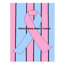 Inflammatory Breast Cancer Postcard