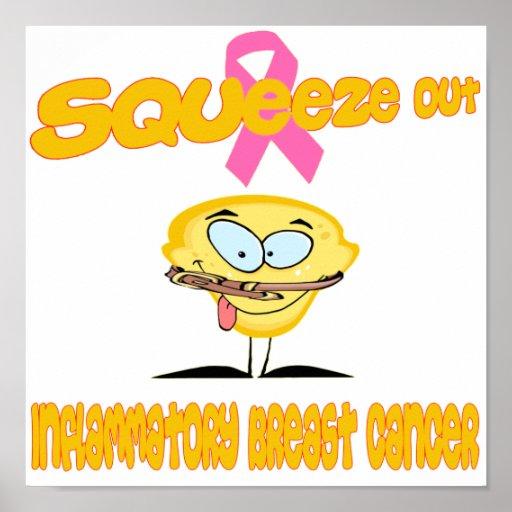 Inflammatory Breast Cancer Print