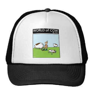 Inflatable Cows Trucker Hat