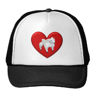 Inflatable Sheep Love Trucker Hat