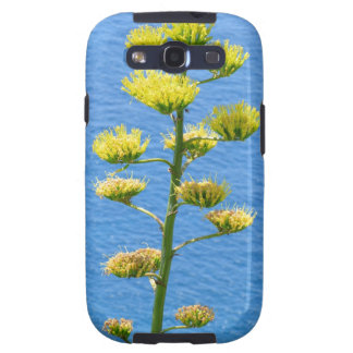 Inflorescence of Agave plant. Samsung Galaxy SIII Case