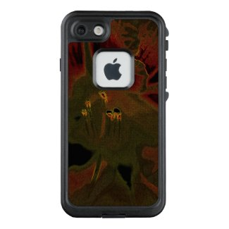 Inflorescence of Allium aflatunense on LifeProof FRE iPhone 7 Case