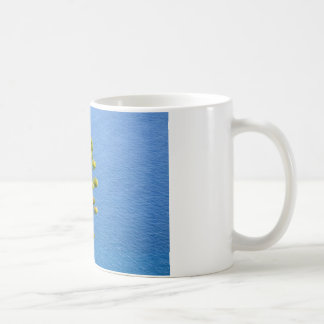Inflorescence of an Agave plant Coffee Mug