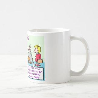 influence peddling congress coffee mug
