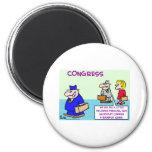 influence peddling congress magnet