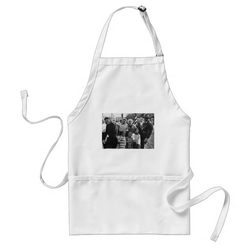 Influencial People of the 60's Adult Apron