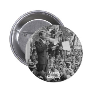 Influencial People of the 60's Pinback Button