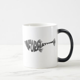 Info Fish Magic Mug