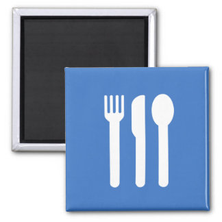 Infogram Refreshments 2 Inch Square Magnet