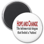 Infomercial slogan magnets
