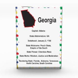 Información de Georgia educativa