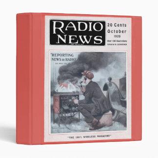 """Información por la radio carpeta 1"""""""