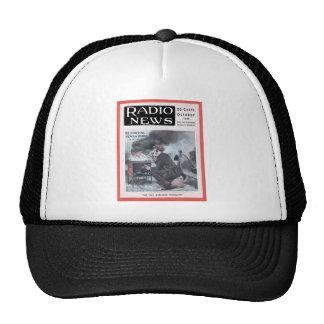 Información por la radio gorras de camionero