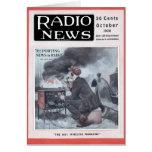 Información por la radio tarjeta