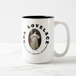 Informático del mundo de Ada Lovelace primer Taza