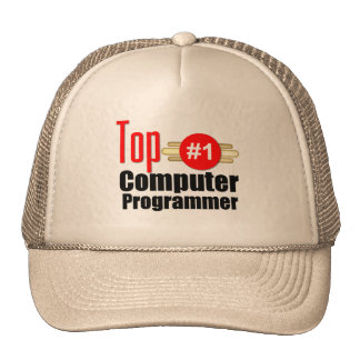 Informático superior gorro de camionero