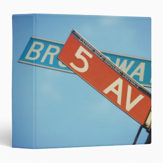 Information Board Vinyl Binder