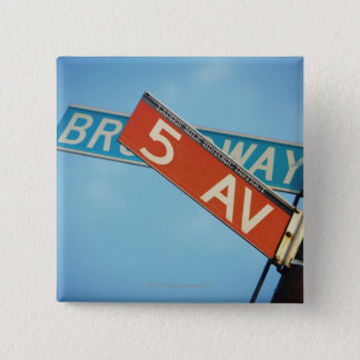 Information Board Pinback Button
