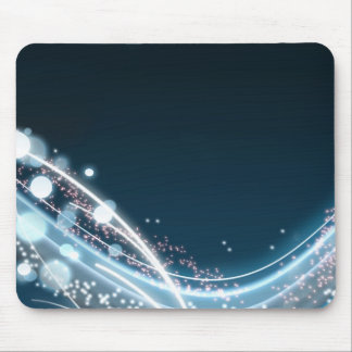 Information Highway Mouse Pad