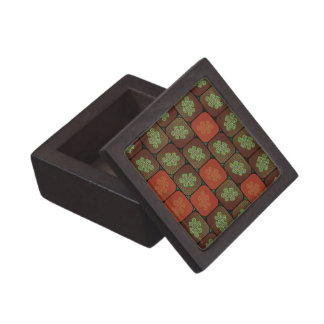 Information puzzle gift box