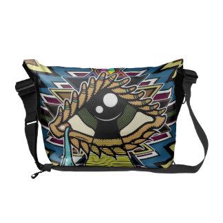 Information Revelation - Medium Messenger Bag