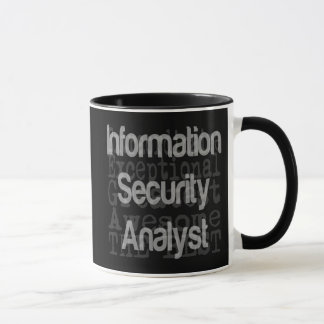 Information Security Analyst Extraordinaire Mug