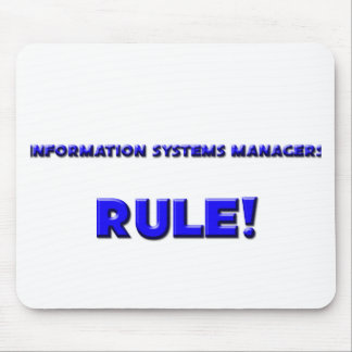 Information Systems Managers Rule Mouse Mats