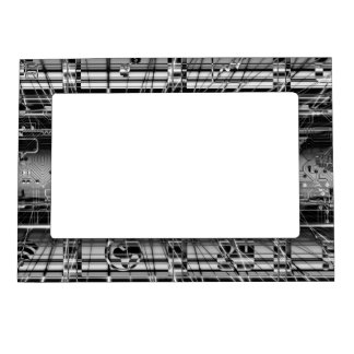 Information Tech Magnetic Photo Frames