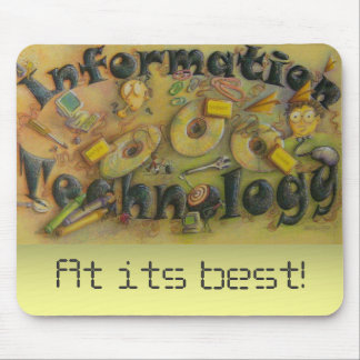 Information Technology - mouse pad