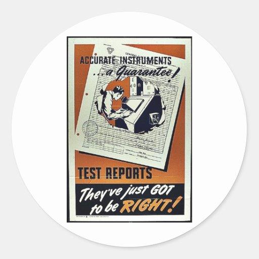 Informe de prueba etiquetas