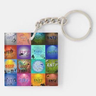 INFP Keychain