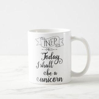INFP the Dreamer Coffee Mug