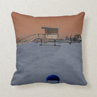 Infra Red Beach Pillows