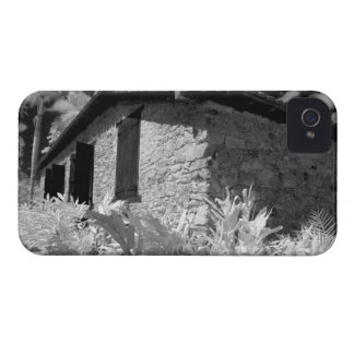 Infra Red image of Buena Vista Coffee Plantation iPhone 4 Case