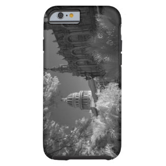 Infra red of Capitol building dome in Havana Tough iPhone 6 Case