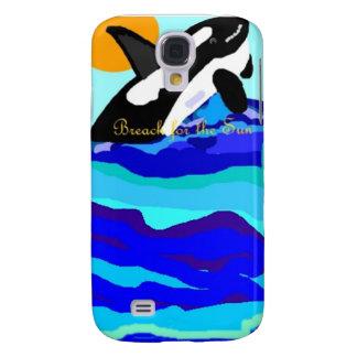 Infracción para la caja del teléfono de la ballena