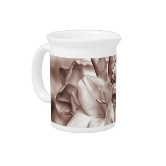 Infrared Bouquet Beverage Pitcher