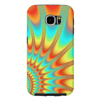 Infrared Electromagnetic Radiation Spectrum Orange Samsung Galaxy S6 Cases