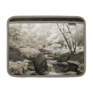 Infrared English Garden Macbook Sleeve